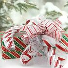 Wired Metallic Ribbon 63MM X 25yards Gift Wrapping Bow Christmas Tree Decoration