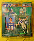 Peyton Manning 1998 Extended Series Starting Lineup Rookie w/ case (A) PSA card?