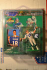 Peyton Manning 1998 Extended Series Starting Lineup Rookie with case (B) PSA car