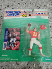 NEW IN PACKAGE 1997 ELVIS GRBAC KANSAS CITY CHIEFS STARTING LINEUP FIGURE