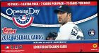 2012 Topps Opening Day MLB Baseball Blaster Box NEW SEALED **TROUT RC??