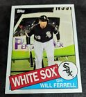 See All the Will Ferrell Cards in 2015 Topps Archives Baseball 12