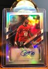 2021-22 Topps UEFA Champions League Summer Signings Soccer Cards Checklist 14