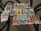 1969-70 O-PEE-CHEE 28 Vintage Hockey Cards lot Includes Stars & 4 Rookie Cards!!