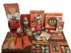 Snoopy Peanuts Gang Lot of 23 Halloween Christmas Vintage  Miscellaneous Items