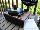 Beautifully restored RCA 45 J 2 45rpm record player looks fabulous plays great
