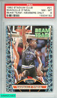 1992 STADIUM CLUB SHAQUILLE O NEAL #21 BEAM TEAM-MEMBERS ONLY ROOKIE PSA 8 NM-MT