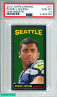 2012 TOPPS CHROME RUSSELL WILSON #12 1965 INSERTS SEAHAWKS ROOKIE RC PSA 10
