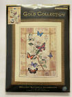 Dimensions Gold Collection BRILLIANT BUTTERFLY CELEBRATION Cross Stitch Kit