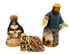 Heartwood Creek Jim Shore Nativity Set Joy To The World The Lord Is Come2003