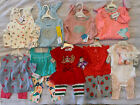 Lot of 9 Carter  Other BRAND NEW TAGS 9 MONTH And 12 MONTH Baby Girl Clothes