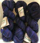 Lot 3 3 Skeins Mountain Colors New 3 Ply Montana Wool Discontinued Rare