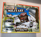 1996 Matchbox Tyco Ind military Tundra Defense Force Playset 17 Pc