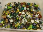 4 Pounds Assorted Venetian Inspired Chinese Glass Beads Wholesale Bulk TCP 35