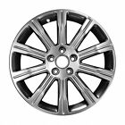 04746 Reconditioned OEM Factory Aluminum 18x8 Wheel Painted HyperSilver