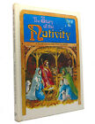 Albert G Miller THE STORY OF THE NATIVITY Pop Up Book 1st Edition 1st Printing