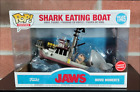 Funko Pop! Movies Jaws Shark Eating Boat 1145 Exclusive Movie Moments