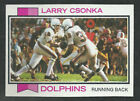Larry Csonka Cards, Rookie Card and Autographed Memorabilia Guide 17