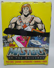 1984 TOPPS * MASTERS OF THE UNIVERSE * 36 PACK BOX * COMPLETE * HE-MAN * RETRO