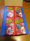 1981 Donruss Baseball Wax Box Unopened Right from the Case