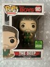 FUNKO POP! TELEVISION THE BOYS THE DEEP 2021 SHARED EXCLUSIVE 🚨VAULTED🚨