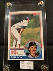 Wade Boggs Cards, Rookie Cards and Autographed Memorabilia Guide 14
