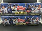 (x2) 2020 TOPPS Baseball Factory Sealed COMPLETE SETS Retail BLUE MLB 700 Cards