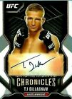 2015 Topps UFC Chronicles Trading Cards - Review Added 51