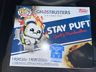 Funko Pop! Tees Ghostbusters STAY PUFT Target Exclusive Pop AND TEE SIZE M GLOW