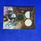 Geno Smith Signs Football Card and Autograph Deal with Panini America 8