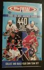 2002 2003 Topps Total NHL Factory Sealed Hobby Box