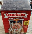2020 GPK LATE TO SCHOOL (BOX & Lot of 40 STICKER CARDS) Garbage Pail Kids RARE