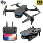 S89 Mini Drone For Kids Foldable WiFi FPV Drone With 4K HD Camera For Adults