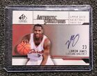LeBron James Basketball Cards, Rookie Cards Checklist and Memorabilia Guide 14