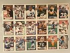 1989 Topps Traded Rookie Card Lot Fresh From Factory Set - 18 Cards