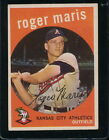 Roger Maris Cards and Autographed Memorabilia Guide 7