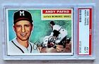 Andy Pafko Cards and Autograph Memorabilia Guide 9