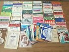 Lot of 145 SHEET MUSIC Vintage Jazz Swing Holiday ILLUSTRATED COVERS READ