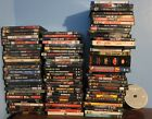 DVD Lot Of Over 100 Movies 70 In Original Cases Horror And Action Movies EX