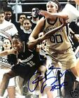 RUTH RILEY SIGNED 8X10 NOTRE DAME PHOTO SOL SHOCK COA!!