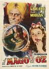 THE WIZARD OF OZ MOVIE POSTER Judy Garland VINTAGE 2