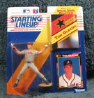 1992 Starting Lineup Tom Glavine,  AF-268