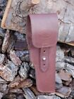 Brown Leather Flap Holster for TAURUS 911 940 945 957