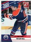 2010-11 Donruss # 7 Taylor Hall Rated Rookie AUTO RC ROOKIE
