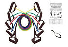 Set of 5 PROSOURCE RESISTANCE EXERCISE BANDS for P90X