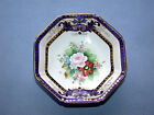 Beautiful Vintage Japanese Noritake Six Sided Hand Painted Bowl ~L@@K~