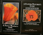 2 A FLOWER WATCHERS GUIDE STARK NATIVE AMERICANSWILDFLOWERS 1ST EDSIGNED