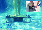 Water Aerobics Exercise Aquatic AQUA STEP Pool Fitness Dumbbells Belt Swim NEW