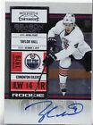 Taylor Hall Rookie Cards and Autographed Memorabilia Guide 24