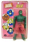 Marvel MEGO Superheroes INCREDIBLE HULK Action FIGURE Retro Vintage 1978 CARDED